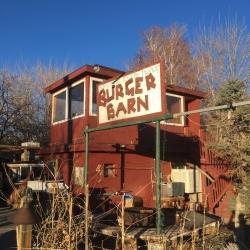 Die besten Burger gibt es hier beim Burger Barn